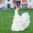 Отдается в дар Свадебное платье б/у