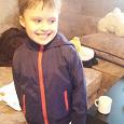 Отдается в дар Ветровка на мальчика 2-4 года