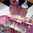 Отдается в дар игрушка-Замок для принцессы