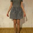 Отдается в дар Джинсовое платье XS