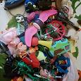 Отдается в дар Пакет мелких игрушек