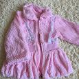 Отдается в дар Куртка на девочку, 98