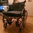 Отдается в дар Кресло-коляска для людей с ограниченными возможностями