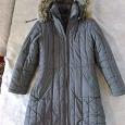 Отдается в дар Пальто зимнее на синтепоне. Размер 42 — 44.