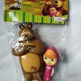 Отдается в дар Маша и Медведь — игрушки новые