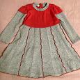 Отдается в дар Платье для девочки рост 95-110 см.