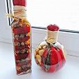 Отдается в дар Декоративные бутылки для кухни