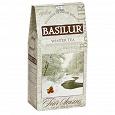 Отдается в дар Черный листовой чай Basilur Winter Tea, 80 г (клюква)