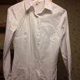 Отдается в дар Рубашка белая женская или подростковая, размер 40-42