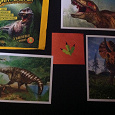 Отдается в дар Динозавры дикси