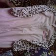 Отдается в дар пижама теплая