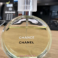Отдается в дар Духи Chanel Chance