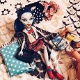 Отдается в дар Кукла Monster High с приданым