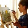 Отдается в дар уроки живописи для детей