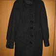 Отдается в дар пальто женское на тёплую зиму, 42 размер