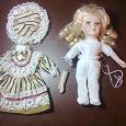 Отдается в дар Фарфоровая куколка