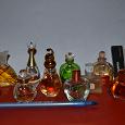 Отдается в дар Флаконы с парфюмом в коллекцию