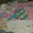 Отдается в дар Мешок одежды для новорожденной девочки