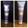 Отдается в дар L'Oréal Paris Nude Magique Blur Cream Light to Medium Skin