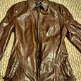 Отдается в дар Куртка 42 размер кожзам