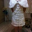 Отдается в дар Платье и накидка на плечи 42-44 размер