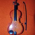 Отдается в дар Музыкальная игрушка Скрипка