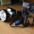 Отдается в дар фонарик налобный без аккумуляторов