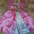 Отдается в дар Платье для принцессы (на рост 122-128) на ХМ?