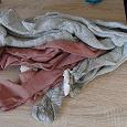 Отдается в дар Колготки, водолазка, галстук, нашивка, варежки, шапочка (детское)