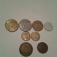 Отдается в дар монеты Украины и Болгарии