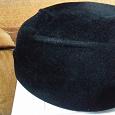 Отдается в дар Черная шляпка.