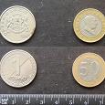Отдается в дар Монеты Грузии и Турции