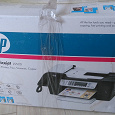 Отдается в дар Принтер HP OfficeJet J5520, МФУ (принтер, сканер, копир...)
