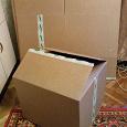 Отдается в дар Коробки новые для переезда