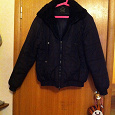 Отдается в дар куртка мужская размер 50-52