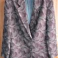 Отдается в дар женский пиджак 50-52 размер