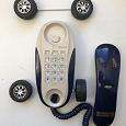 Отдается в дар Стационарный телефон в виде машины