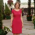 Отдается в дар Красное платье 44-46