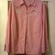 Отдается в дар Женская блузка 56 размер