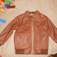 Отдается в дар Курточка на мальчика рост 100 см.