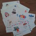 Отдается в дар Почтовые конверты СССР (разные года и тематики).