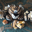 Отдается в дар тигры