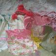 Отдается в дар Вещи детские на девочку от 1-5 лет