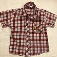 Отдается в дар Рубашка на мальчика
