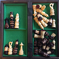 Отдается в дар Шахматы деревянный