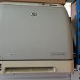 Отдается в дар Принтер HP Color LaserJet 2600n
