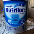 Отдается в дар Детское питание Nutrilon комфорт 1(с рождения)