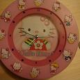 Отдается в дар Часы Hello Kitty (китайские)