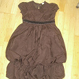 Отдается в дар платье 128-134