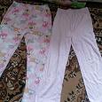 Отдается в дар Пижамные хб штанишки на девочек 7-8 лет и 9-10 лет
